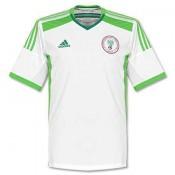 Maillot De Foot 2014/2015 Nigeria Exterieur Coupe Du Monde Soldes