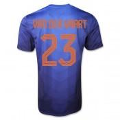 Maillot De Foot 2014/2015 Pays-Bas Exterieur Coupe Du Monde (23 Vandervaart) Site Officiel