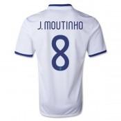 Maillot De Foot 2014/2015 Portugal Exterieur Coupe Du Monde (8 J.Moutinho) Soldes France
