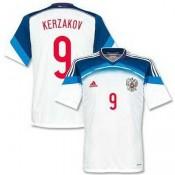 Maillot De Foot 2014/2015 Russie Exterieur Coupe Du Monde (9 Kerzakov) Pas Cher Provence