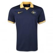 Maillot De Foot Australie 2014 Coupe Du Monde Exterieur