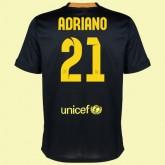 Maillot De Foot Barcelone (Adriano 21) 2015/16 3rde Magasin De Sortie