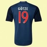 Maillot De Foot Bayern Munich (Gotze 19) 2015/16 3rd Adidas Pas Cher