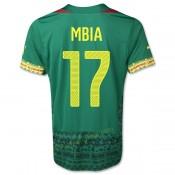 Maillot De Foot Cameroun 2014 Coupe Du Monde Mbia Domicile Site Officiel France