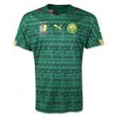 Maillot De Foot Cameroun Domicile Coupe Du Monde 2014 Prix France