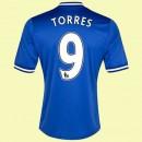 Maillot De Foot Chelsea (Torres 9) 2015/16 Domicile Adidas Retro Alsace