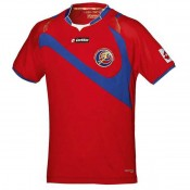 Maillot De Foot Costa Rica Domicile Coupe Du Monde 2014 Réduction