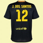 Maillot De Foot Fc Barcelone (Jonathan Dos Santo 12) 2015/16 3rd Soldes France
