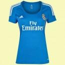 Maillot De Foot Femme Real Madrid Fc 2014-2015 Extérieur Adidas