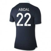 Maillot De Foot France Domicile Coupe Du Monde 2014 (22 Abidal)