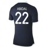 Maillot De Foot France Domicile Coupe Du Monde 2014 (22 Abidal)