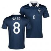 Maillot De Foot France Domicile Coupe Du Monde 2014 (8 Nasri)