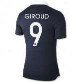 Maillot De Foot France Domicile Coupe Du Monde 2014 (9 Giroud)