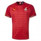 Maillot De Foot Ghana Exterieur Coupe Du Monde 2014