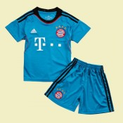 Maillot De Foot Junior Bayern Munich 2015/16 Gardien De But #3108 Soldes Provence