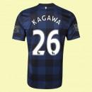 Maillot De Foot Manchester United (Kagawa 26) 2015/16 Extérieur Fiable