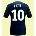 Maillot De Foot Marseille (André Ayew 10) 2014-2015 3rd Adidas Code Promo