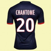 Maillot De Foot Paris -Sg (Chantome 20) 2015/16 Domicile Boutique Paris