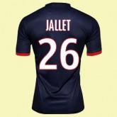 Maillot De Foot Psg (Jallet 26) 2014-2015 Domicile Nike Site Officiel