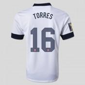 Maillot De Foot Usa (Torres 16) 2014-2015 Domicile Nike Avec Flocage Officiel Vendre À Des Prix Bas