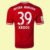 Maillot De Football Bayern Munich (Kroos 39) 2014-2015 Domicile Adidas Hot Sale