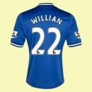 Maillot De Football Chelsea (Willian 22) 2014-2015 Domicile Adidas Pas Cher Nice