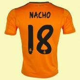 Maillot De Football Fc Real Madrid (Nacho 18) 2014-2015 3rd Adidas Achat