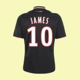 Maillot De Football Monaco (James 10) 2014-2015 Extérieur