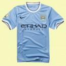 Maillot De Manchester City 2014-2015 Domicile Nike