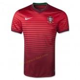 Maillot De Portugal 2014 Coupe Du Monde Authentique Domicile Soldes Lyon