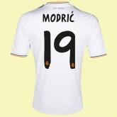 Maillot De Real Madrid Fc (Modric 19) 2015/16 Domicile Lyon