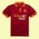 Maillot De Roma 2014-2015 Domicile Fashion Show