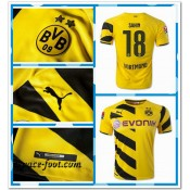 Maillot Dortmund Sahin 2014-15 Domicile Original