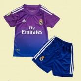 Maillot Du Foot Juniors Real Madrid 2014-2015 Gardien De But #3134 En Ligne