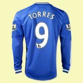 Maillot Du Foot Manches Longues Chelsea (Torres 9) 2014 2015 Domicile Soldes Avignon