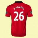 Maillot Du Foot Manchester United (Kagawa 26) 2015/16 Domicile