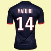 Maillot Du Foot Psg (Matuidi 14) 2014-2015 Domicile Nike Provence