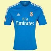 Maillot Du Foot Real Madrid 2014-2015 Extérieur Adidas