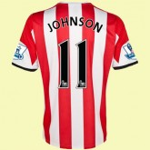 Maillot Du Foot Sunderland (Johnson 11) 2015/16 Domicile Adidas