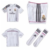 Maillot Enfant Kit Real Madrid 2014 2015 Domicile Shop France