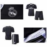 Maillot Enfant Kit Real Madrid 2014 2015 Third Réduction