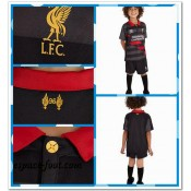 Maillot Enfant Kits Liverpool 2014-15 Third Soldes Nice