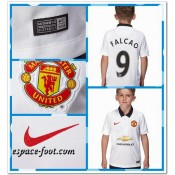 Maillot Enfant Kits Manchester United Falcao 2014 2015 Extérieur Soldes Provence