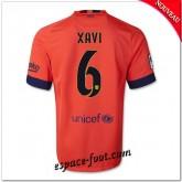 Maillot Fc Barcelone (Xavi 6) 2014 15 Extérieur Escompte