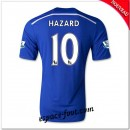 Maillot Fc Chelsea (Hazard 10) 2014 2015 Domicile Magasin Paris
