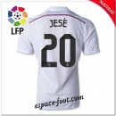 Maillot Fc Real Madrid (Jese 20) 2014 2015 Domicile