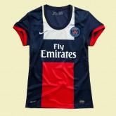 Maillot Femmes Paris Saint Germain 2015/16 Domicile #3156 Rabais