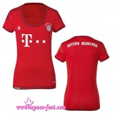Maillot Foot 2015-16 Bayern Munich Maillot Femme 2015-16 Game Domicile Paris