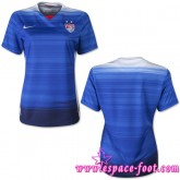 Maillot Foot 2015-16 Usa Maillots Foot Femme 2015-16 Game Extérieur