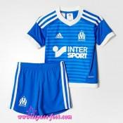 Maillot Foot 2015-2016 Olympique De Marseille Maillot Enfant Kits 2015-2016 Game Troisième Avignon